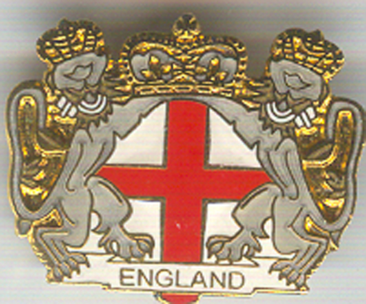 England Two Lions